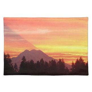 Mount Rainier Placemat