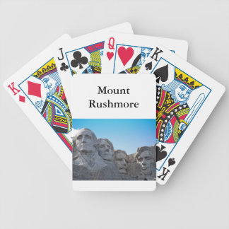 Mount Rushmore  collection Bicycle Playing Cards