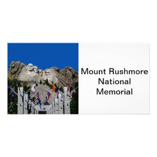 Mount Rushmore National Memorial South Dakota Photo Cards