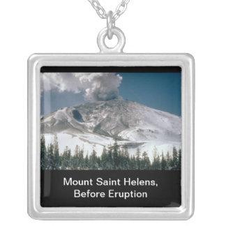 Mount Saint Helens - Pre-Eruption Jewelry