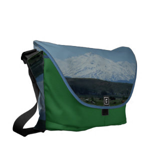 Mount Shasta and Friends SDL Bag 1 Courier Bags