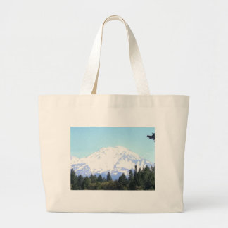 Mount Shasta Canvas Bag