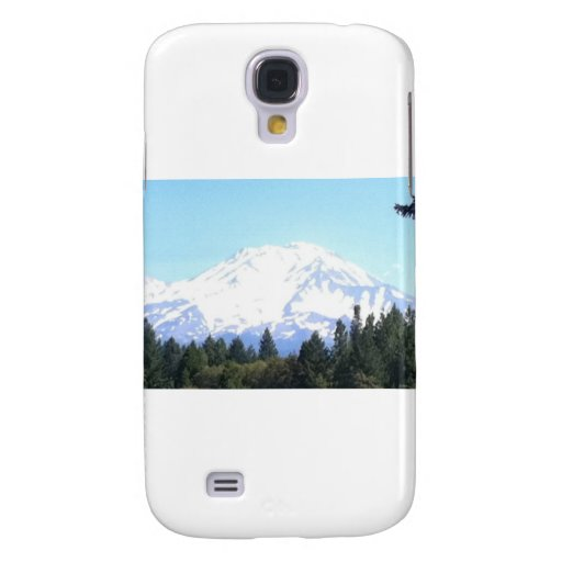 Mount Shasta Samsung Galaxy S4 Covers
