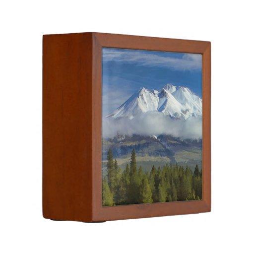 MOUNT SHASTA PENCIL HOLDER