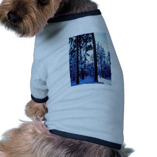 Mount Shasta Pet Tee