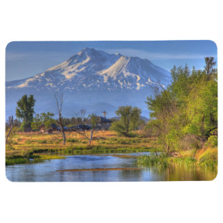 MOUNT SHASTA FLOOR MAT