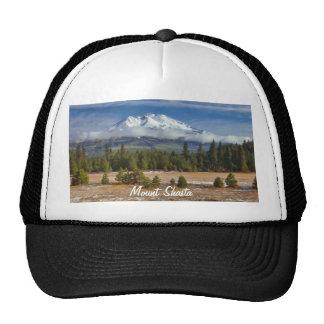 MOUNT SHASTA IN SNOW CAP
