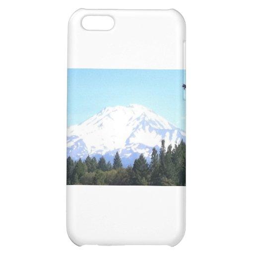 Mount Shasta iPhone 5C Cases
