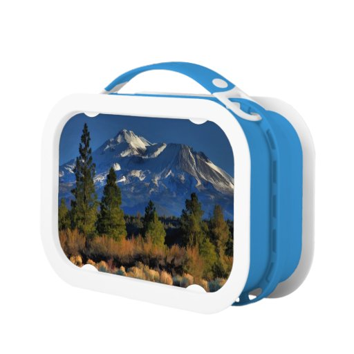MOUNT SHASTA LUNCH BOX