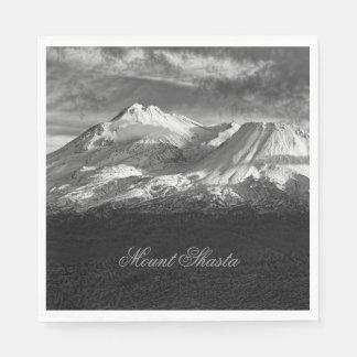 MOUNT SHASTA PAPER NAPKINS