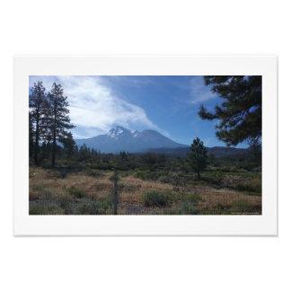 """Mount Shasta"" Professional Photo Prints"