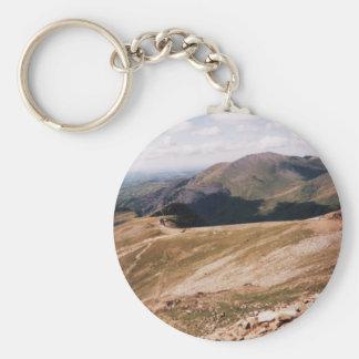 Mount Snowdon Key Ring