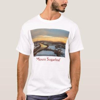 Mount Sugarloaf Winter Sunset T-Shirt