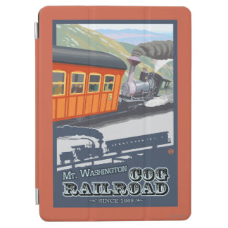 Mount Washington, New HampshireCog Railroad iPad Air Cover