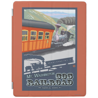 Mount Washington, New HampshireCog Railroad iPad Cover