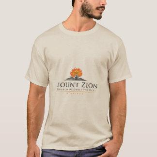 Mount Zion Church of God (7th Day) Winnipeg T-Shirt