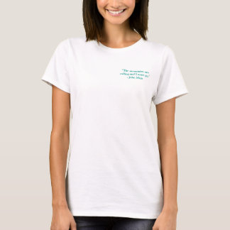 Mountain Bike Girl Tee