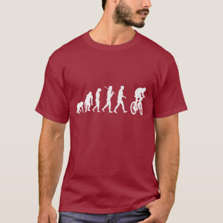 Mountain Bike mountain biking fans evolution T-Shirt