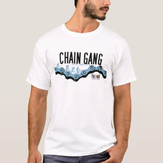 Mountain Bike T Shirt - Chain Gang