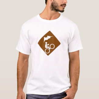 Mountain biking shirt! T-Shirt