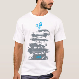 Mountain Biking T Shirt - Trials riding