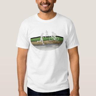 Mountain Biking T Shirts
