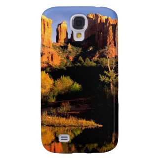 Mountain Cathedral Rock Sedona Arizona Samsung Galaxy S4 Covers
