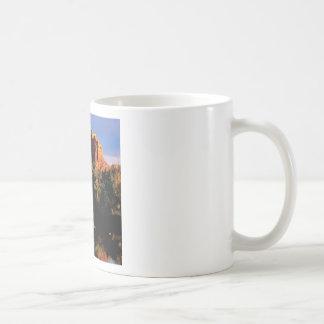 Mountain Cathedral Rock Sedona Arizona Coffee Mugs