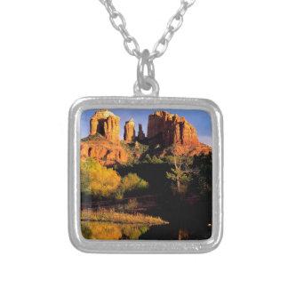 Mountain Cathedral Rock Sedona Arizona Pendants
