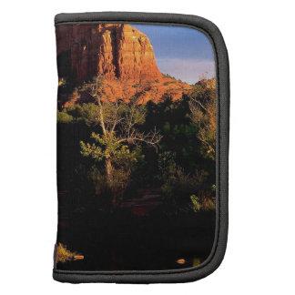 Mountain Cathedral Rock Sedona Arizona Folio Planner