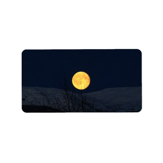 Mountain Moon Label