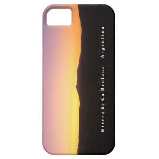 Mountain range of the Window (BASIC design) Barely There iPhone 5 Case