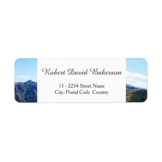 Mountain, sky landscape photography