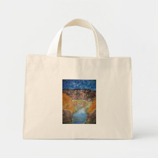 Mountain Stream 2 Mini Tote Bag