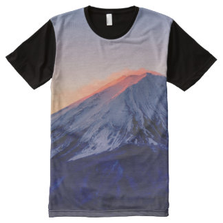 Mountain View All-Over Print T-Shirt
