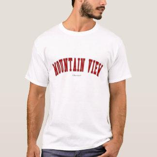 Mountain View T-Shirt