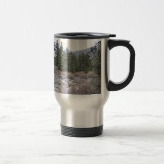 Mountain Views Travel Mug