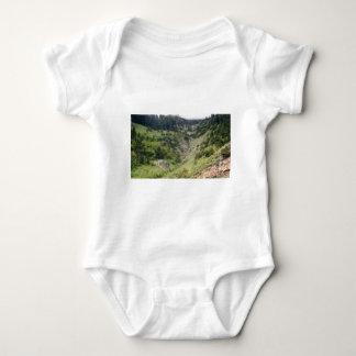 mountains in Idaho Baby Bodysuit