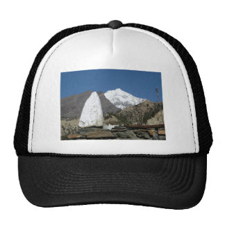 Mountains in Nepal Cap