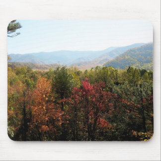 Mountains In The Fall Mouse Pad