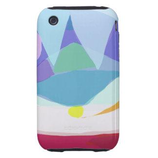 Mountains Tough iPhone 3 Cover
