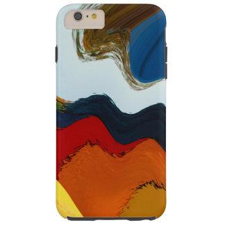 Mountainscape Tough iPhone 6 Plus Case