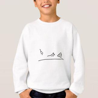 mouse cheese of mice sweatshirt