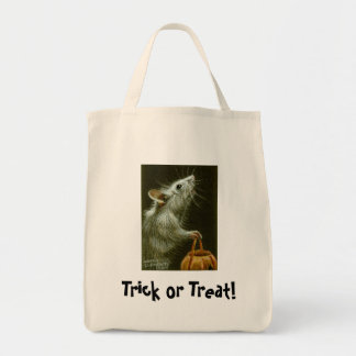 Mouse Halloween, Trick or Treat! Tote Bag