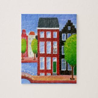 Mouse House Puzzle