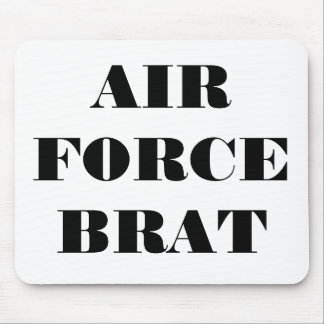 Mousepad Air Force Brat