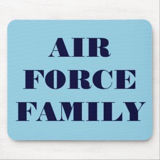 Mousepad Air Force Familiy