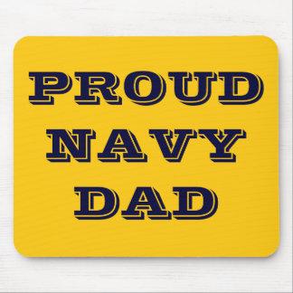 Mousepad Proud Navy Dad
