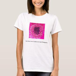 Movie Actress Laura Guillen aka Ishah Photography T-Shirt