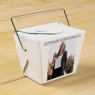 Movie Actress Laura Guillen aka Ishah Wedding Favour Boxes
